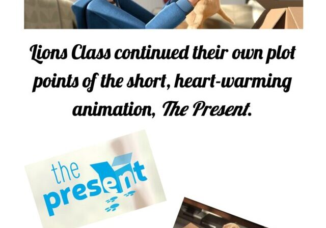 Lions Class The Present Independent Writes